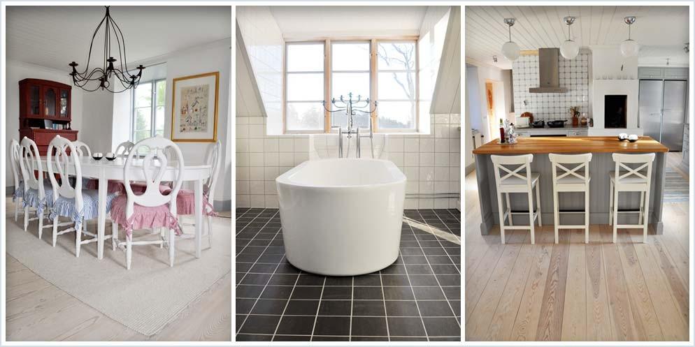 House Gotland - Interior